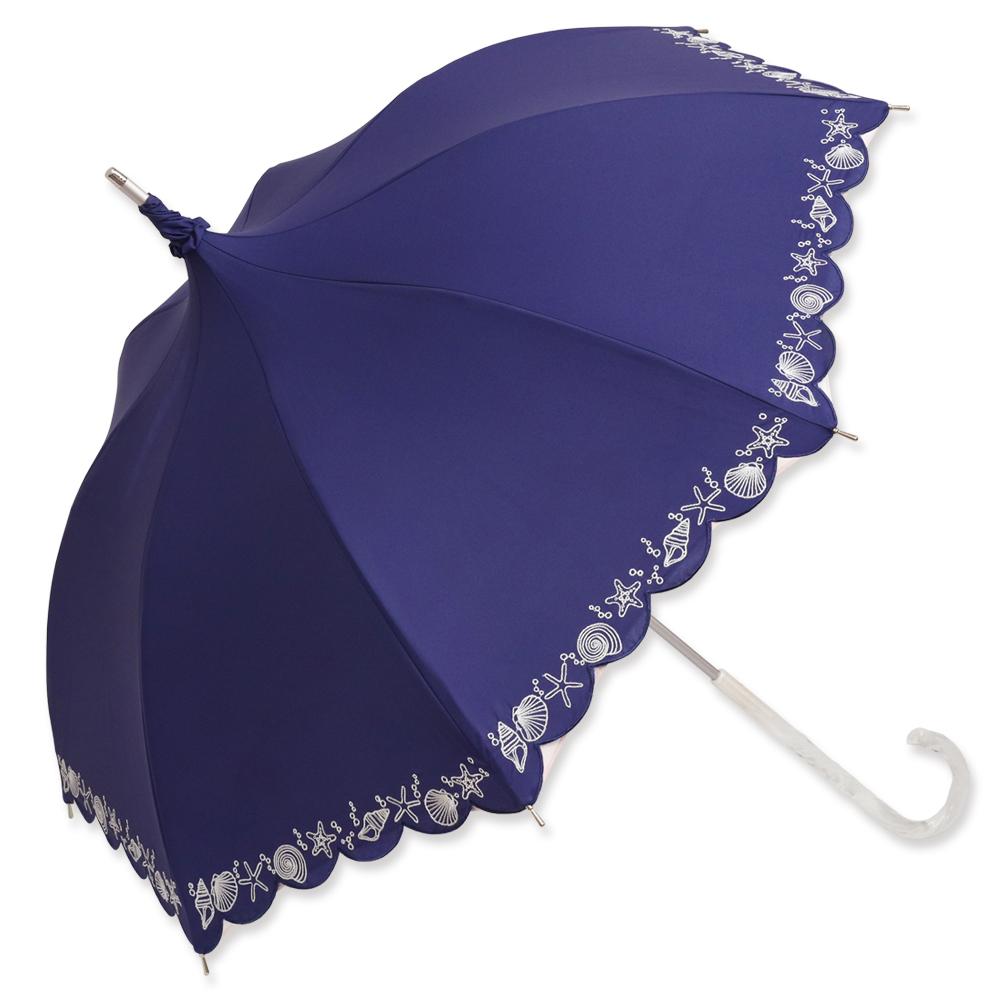 ルミエーブル×ブライス セイレーン ロマンティック | パゴダ傘・レディース・晴雨兼用・UVカット