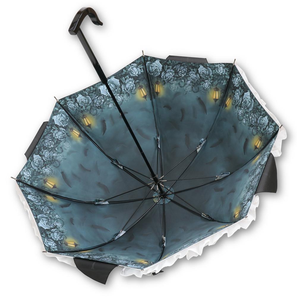 ルミエーブル×ローゼンメイデン 水銀燈ver. | パゴダ傘・晴雨兼用・UVカット