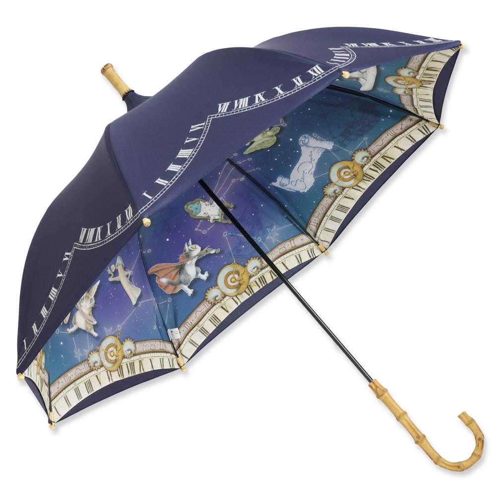 わちふぃーるど×ルミエーブル 星座BABY ver. | パゴダ傘・レディース・晴雨兼用・UVカット