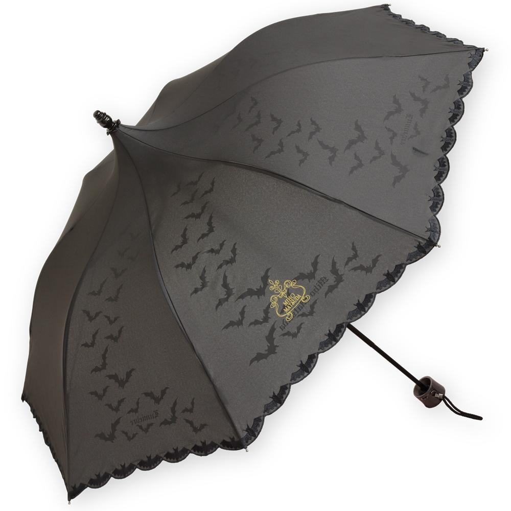 ゲバルト | ミニ折りたたみパゴダ傘・レディース・晴雨兼用・UVカット