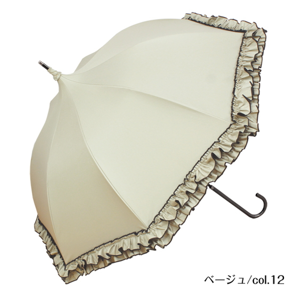 クルールウェイ | パゴダ傘・日傘・100%完全遮光・晴雨兼用・UVカット・レディース