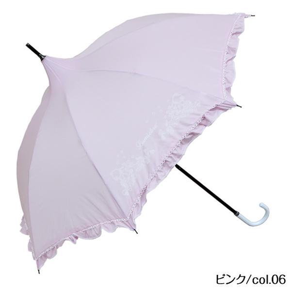 【51%OFF】プチボンボン | 折りたたみパゴダ傘・レディース・晴雨兼用・UVカット