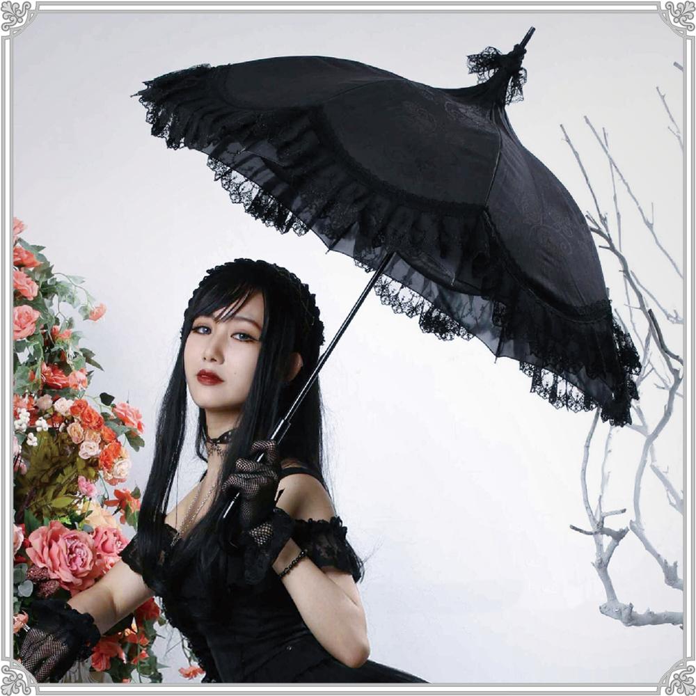 モーメントフラワー | パゴダ日傘・晴雨兼用・レディース