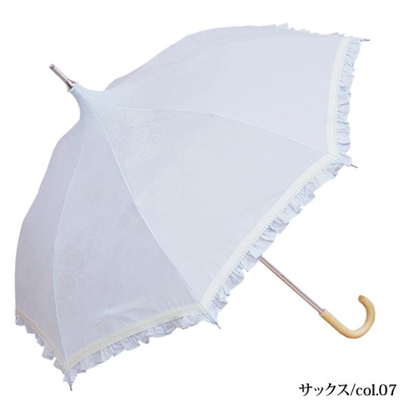 プティローズ | 折りたたみパゴダ日傘・晴雨兼用・レディース