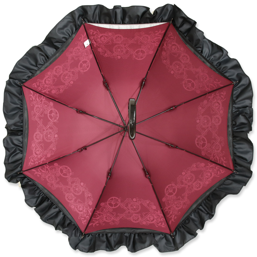 【予約商品】ルミエーブル×プリンセスプリンシパル 制服ver. | パゴダ傘・レディース・UVカット・晴雨兼用
