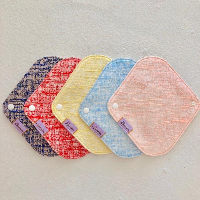 ツイード風布ナプキン ライトタイプ