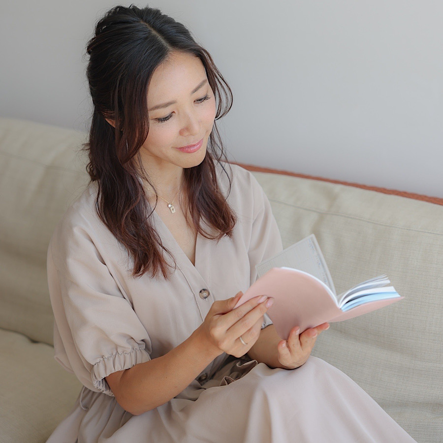 【2022年版】長谷川エレナ朋美プロデュース手帳BEAUTY LIFE DIARY(ビューティーライフダイアリー)