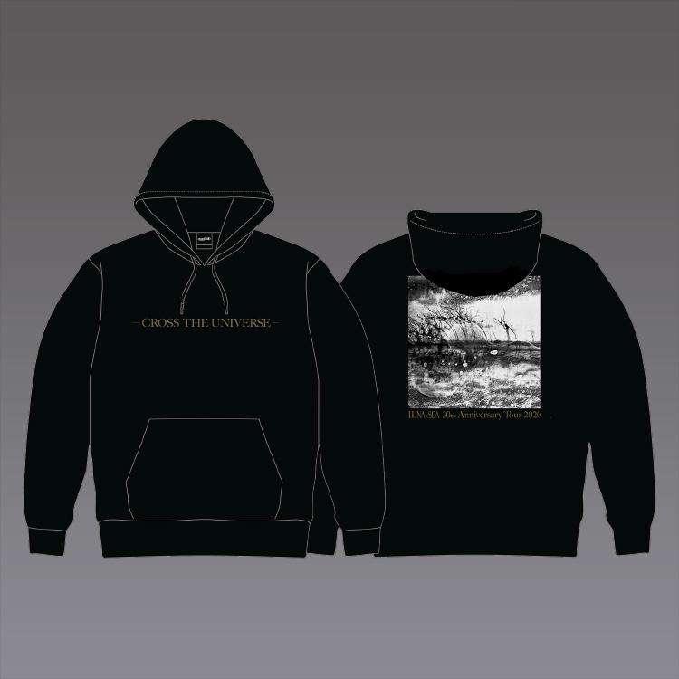 プルオーバーパーカー/Pullover hoodie