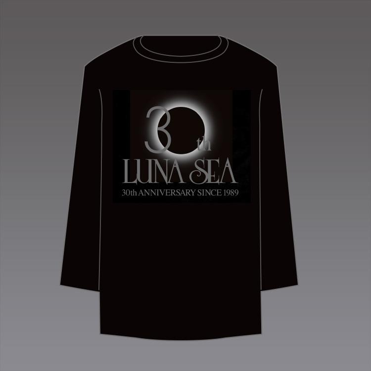 30th LOGO ロングTシャツ(シルバー)/30th LOGO LONG SLEEVE T-SHIRT(SILVER)