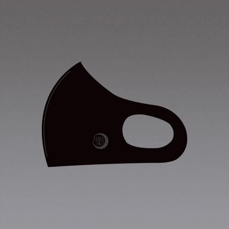 3Dマスク (2枚セット) BLACK×BLACK/3D mask BLACK×BLACK -CROSS THE UNIVERSE-