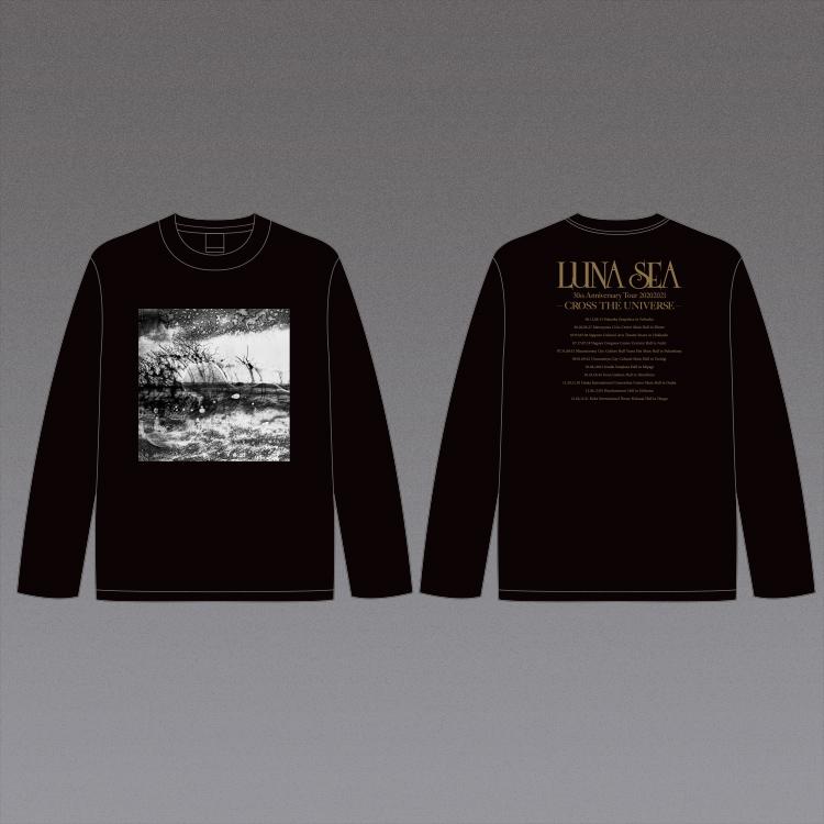 ロングスリーブTシャツ/Long sleeve T-shirt -CROSS THE UNIVERSE-