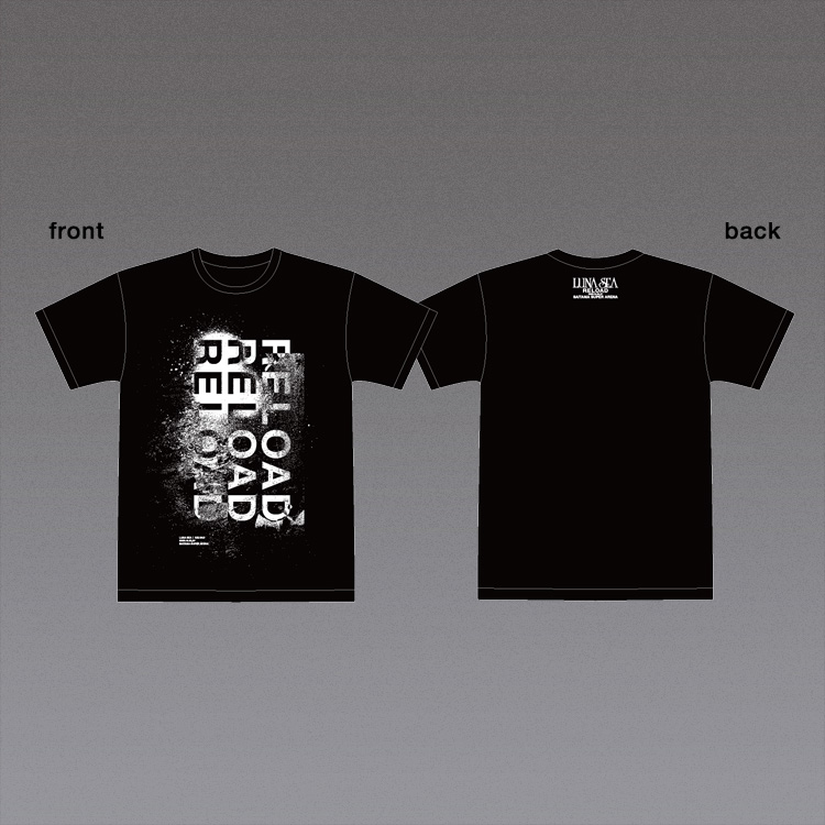 RELOAD Tシャツ/RELOAD T-Shirts