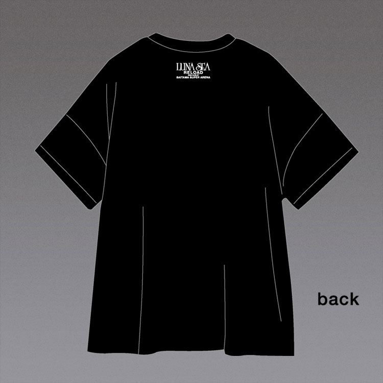 スムースビッグTシャツ/Smooth big T-Shirts