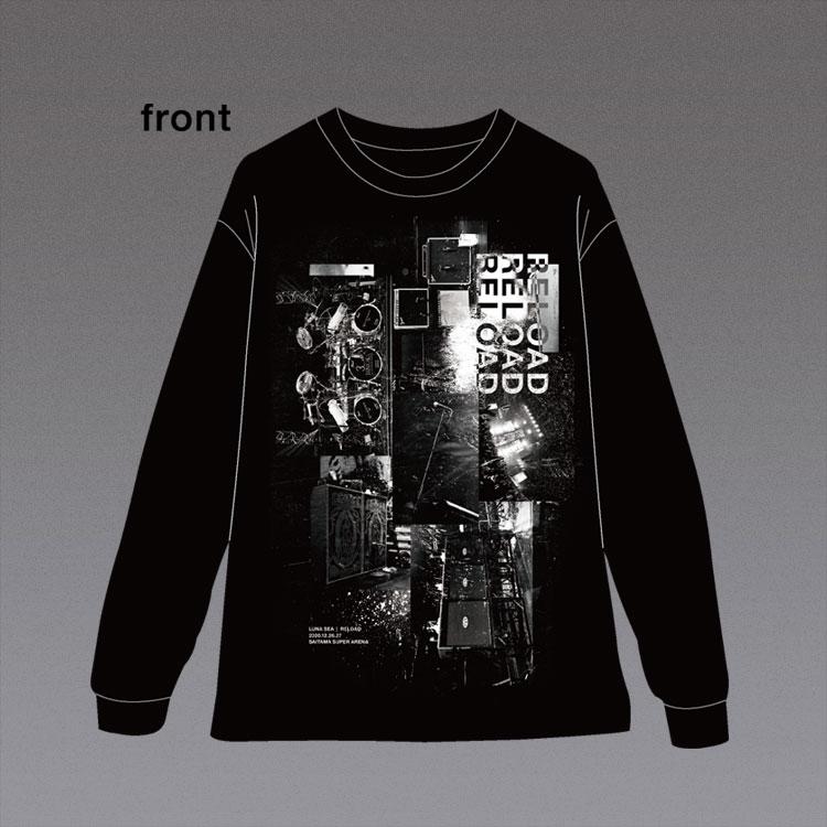 ロングTシャツ/Long T-Shirts
