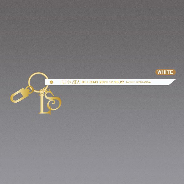 キーホルダー(WHITE)/Key chain (WHITE)