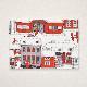 ★LD ORDER★ クリスマスファブリックパネル トムテボーダ/TOMTEBODA 60×42cm