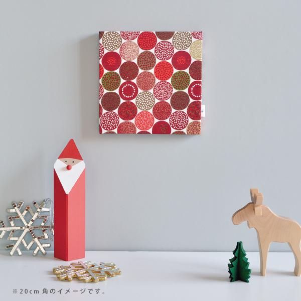 ★LD ORDER★ クリスマスファブリックパネル Strössel / ストローセル RED 【2サイズ】