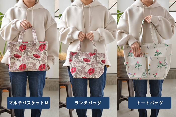 帆布トートバッグ STUDIO HILLA スタジオヒッラ 【全3種】