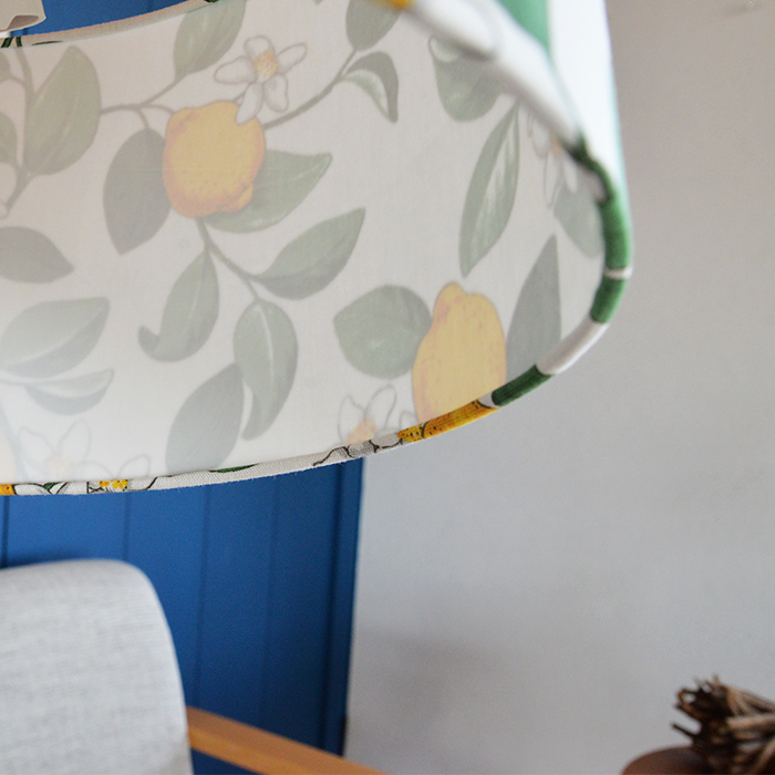 ランプシェード ペンダント ARVIDSSONS TEXTIL アルビッドソンズ・テキスタイル Citronlycka シトラス ホワイト