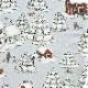 【生地】アルビッドソンズ・テキスタイル/ARVIDSSONS TEXTIL Timmerbyn スウェーデンの小さな村 /ロール計り売り10cm単位 ■