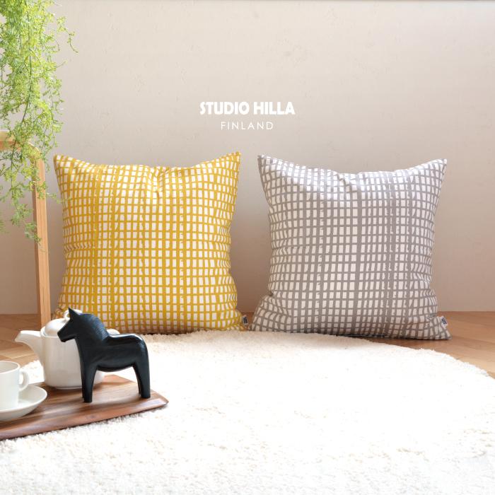 【クッションカバー】スタジオヒッラ/STUDIO HILLA ピック/PIKKU ■