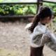 【FOR KIDS】LAPUAN KANKURIT/ラプアンカンクリ MARIA/マリア ウールショール キッズサイズ ポケットショール