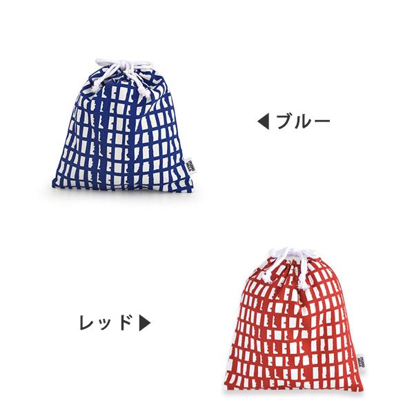 巾着袋 小 【コップ入れサイズ】 STUDIO HILLA スタジオヒッラ pikku ピック ■