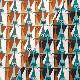 【生地】アルビッドソンズ・テキスタイル/ARVIDSSONS TEXTIL キティミニ/Kitty mini 10cm単位 ■