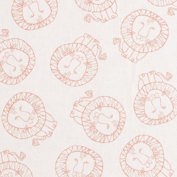 【生地】リサ ラーソン/LISA LARSON ライオン/LION 全2色/10cm単位