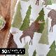 【ハーフ&ハーフ】アルビッドソンズ・テキスタイル /ARVIDSSONS TEXTIL Algamark  エリアマーキ  エルクの森 ■
