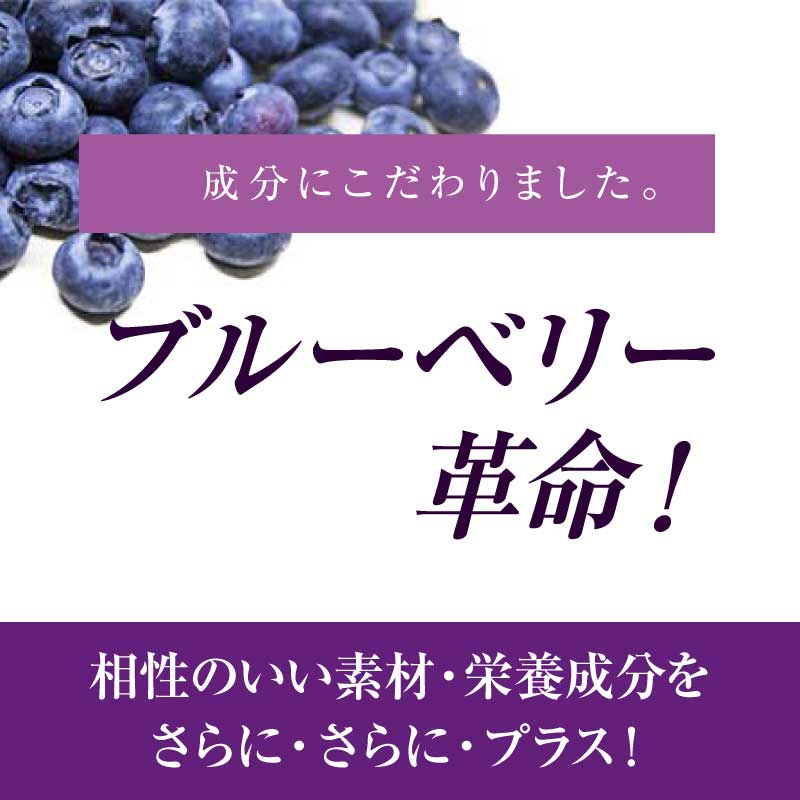 ブルーベリー ・ ルテイン ・ ビタミンB12.B1.B6配合。<br>(90粒入/1袋 約1ヵ月分) 新聞・読書がお好きな方に。<br>パソコンやスマホの使用が多い方。