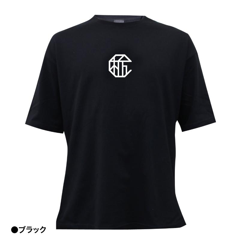 栃木シティ 栃C オーバーサイズTシャツ