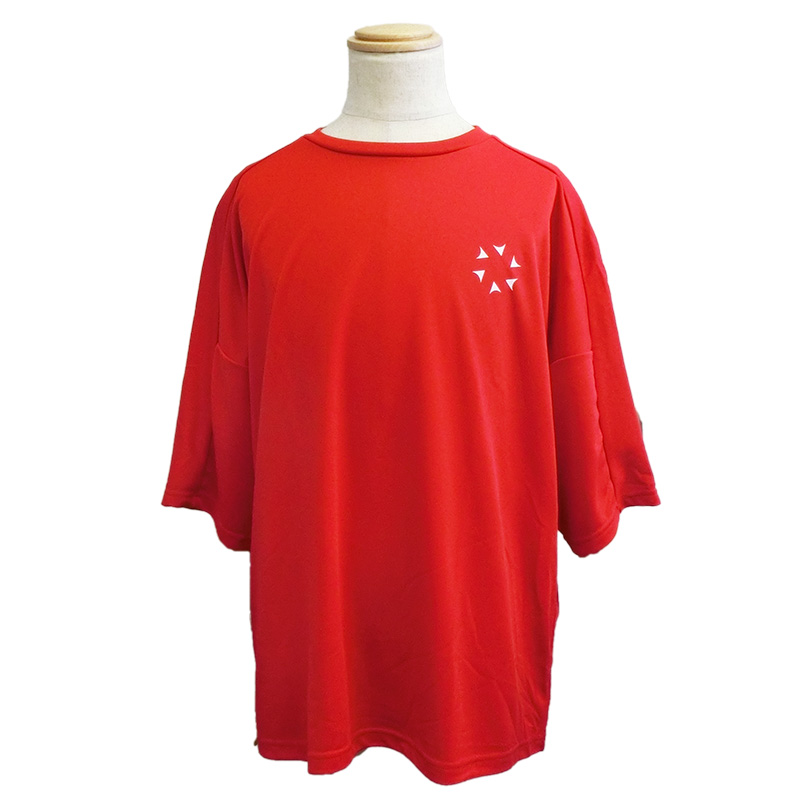 ルーズフィットドライTシャツ        -HOLIDAY-