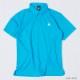 ベーシックボタンダウンポロシャツ  -LOGO MARK-