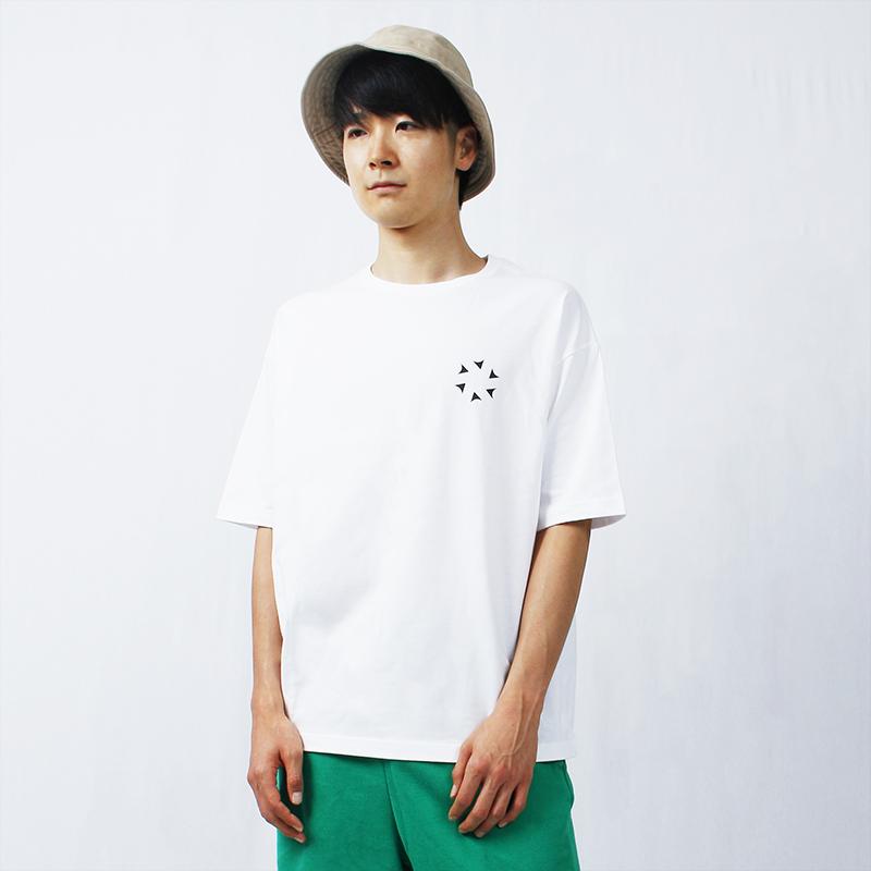 オーバーサイズTシャツ -HOLIDAY-