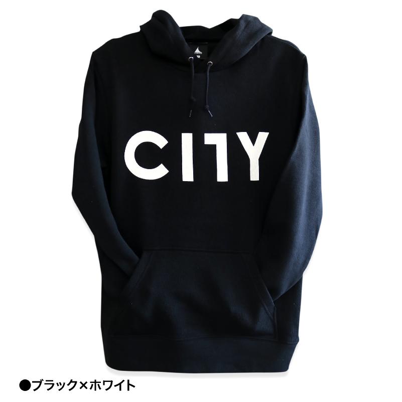 栃木シティ CITY パーカー