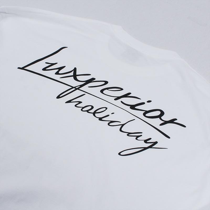 オーバーサイズロングTシャツ -BIG HOLIDAY-