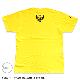 【予約商品】トルエーラ柏 選手キャラクターTシャツ(イエロー)