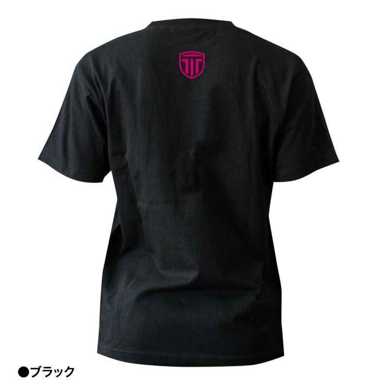 栃木シティ トチモシルエットTシャツ