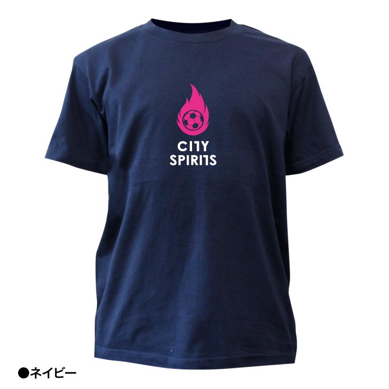 CITY SPIRITS Tシャツ