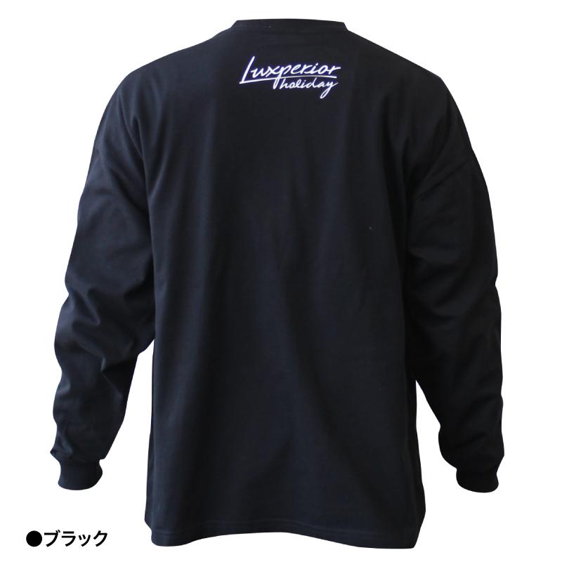 栃木シティ トチモHOLIDAYオーバーサイズロングTシャツ