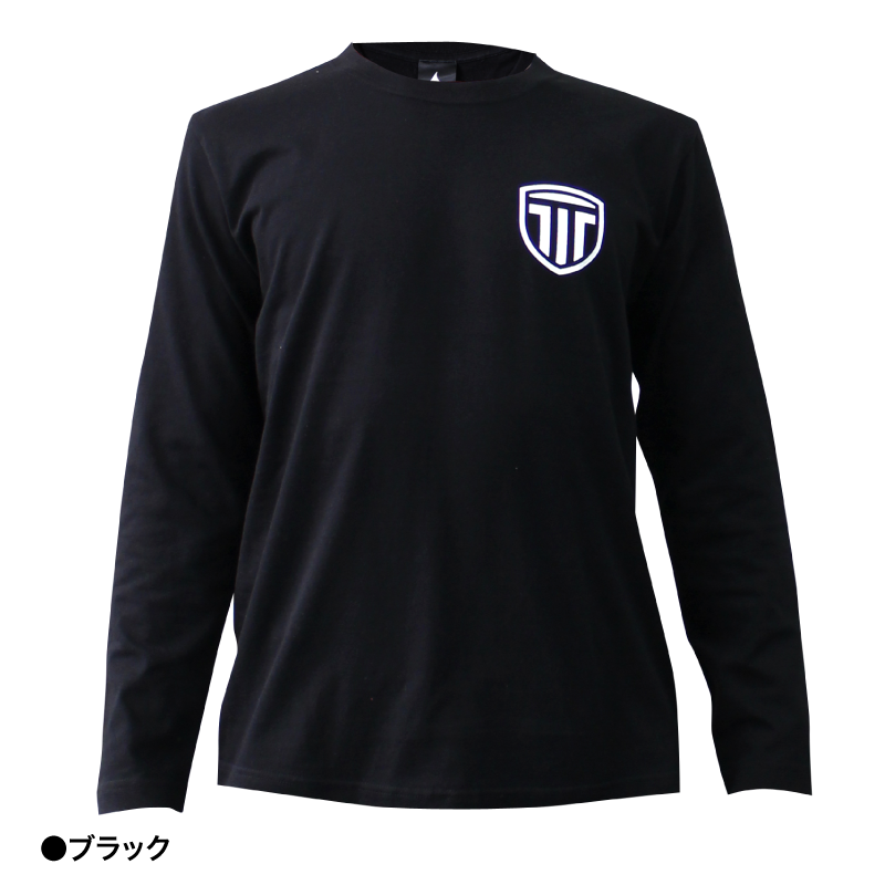 栃木シティ エンブレムロングTシャツ