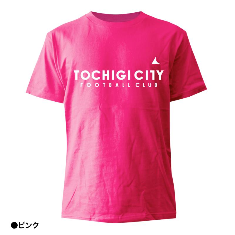 栃木シティ ロゴTシャツ