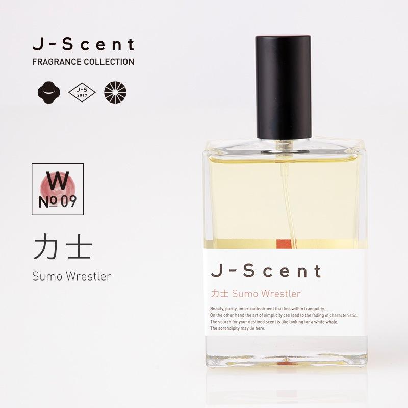 W09 力士 / Sumo Wrestler   オードパルファン