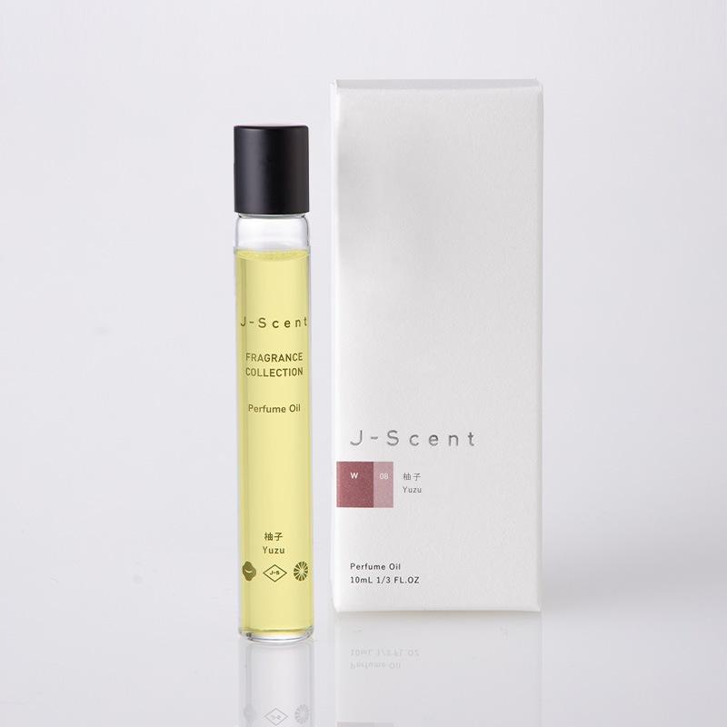 W08 柚子 / Yuzu   ◆パフュームオイル