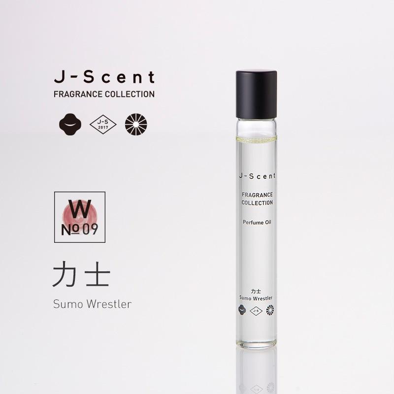 W09 力士 / Sumo Wrestler   ◆パフュームオイル