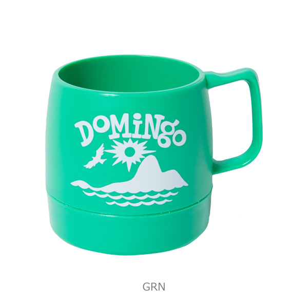 【SALE】DOMINGO LOGO MUG CUP