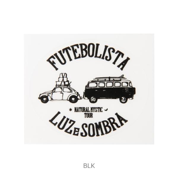 LUZ e SOMBRA NATURAL MYSTIC TOUR STICKER