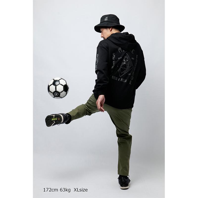 LUZ e SOMBRA Futebol Seekerz Sweat Parker