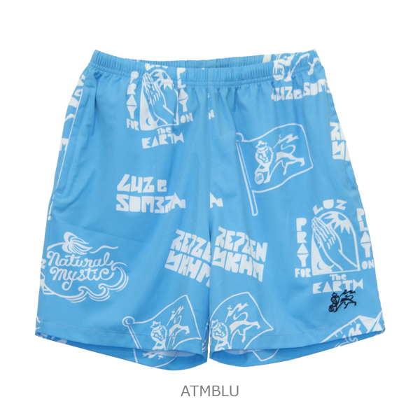 LUZ e SOMBRA 15th History short pants